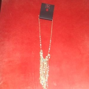 Brand New I.N.C Blue Necklace